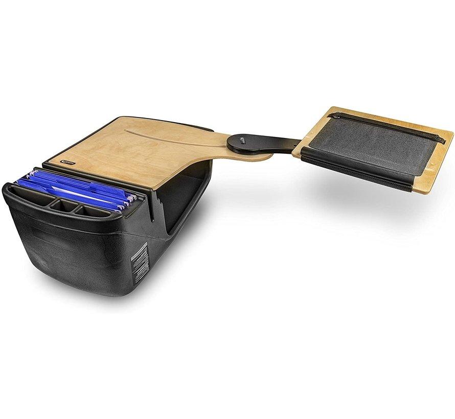 AutoExec Reach Desk mobiele laptop achterbank werkplek  - Berken-RHD - Copy