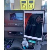 RAM Mount GDS® Vehicle Dock met Samsung Tab A7 10.4 IntelliSkin® schroefvaste bevestiging