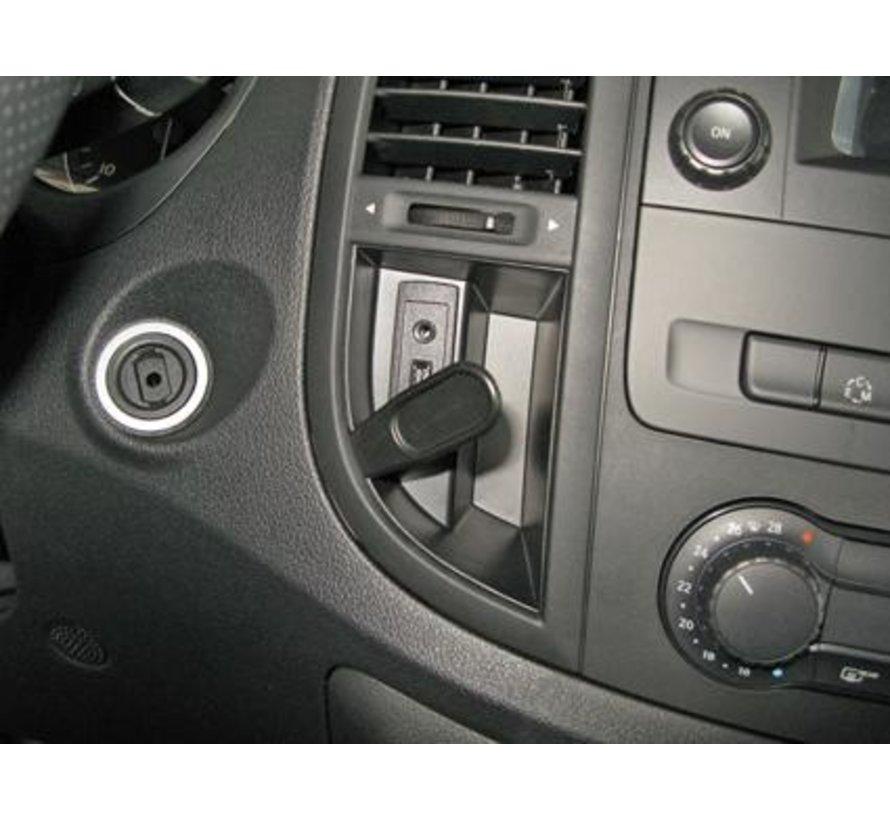 Proclip Mercedes Benz Vito 2015- Center - only automatic 855197