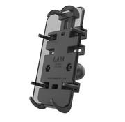 RAM Mount Universele Quick-Grip™ klemhouder XL smartphones met B-kogel PD4U