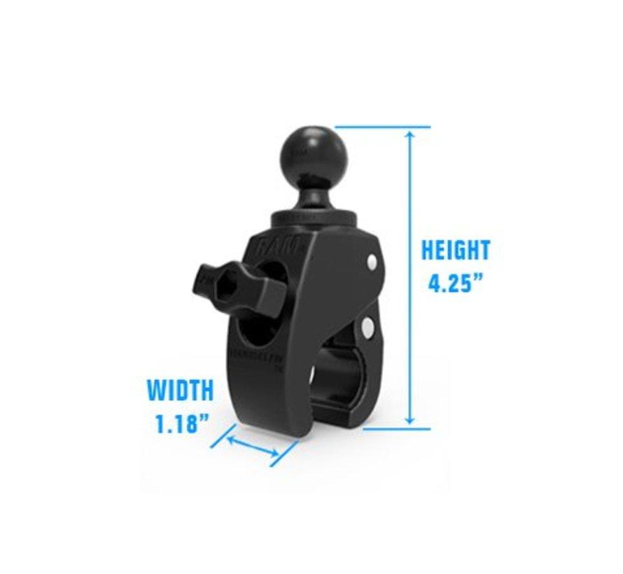 Small Tough-Claw™ set klemhouder en M6 kogel