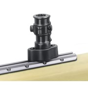 RAM Mount Adapt-A-Post Quickrel track base