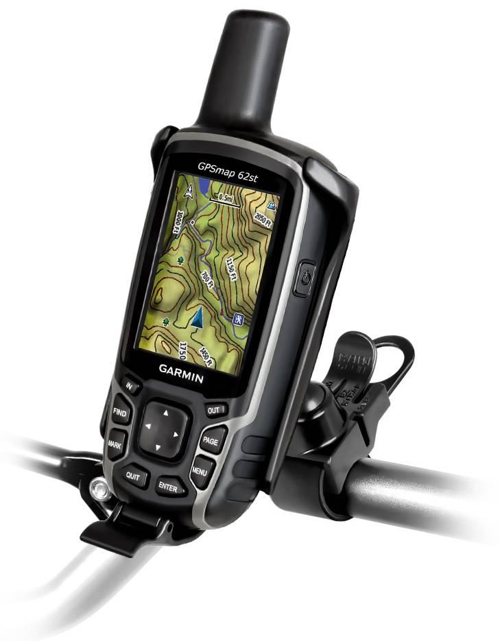 RAM Mount Garmin GPSMAP Fiets navigatie bevestiging set