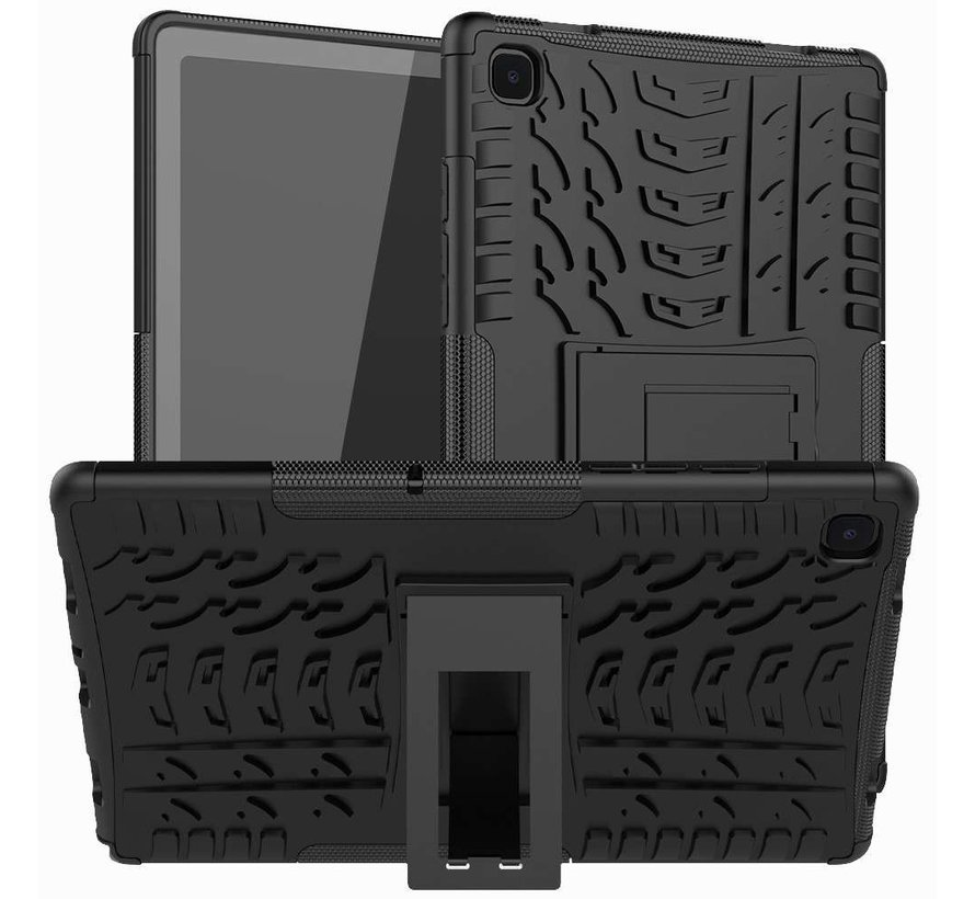 Just in Case Rugged Hybrid Samsung Galaxy Tab A7 2020 Case (Black)