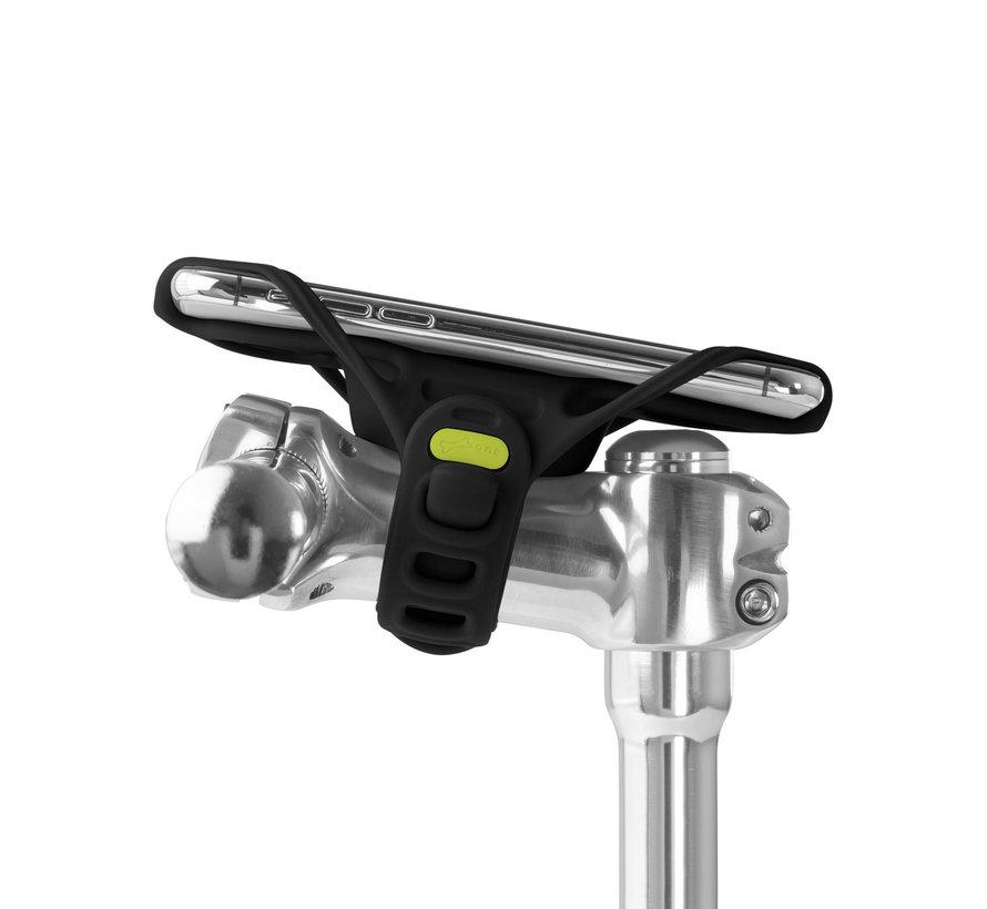 BoneSports telefoonhouder fiets stuurpen - Universeel- Bike Tie PRO4