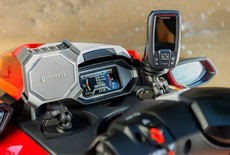 Apparaten monteren op het nieuwe Yamaha WaveRunners Multi-Mount-systeem 2021