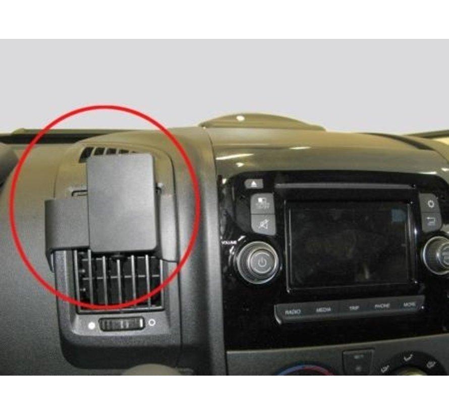 Boxer/Ducato/Jumper - Proclip 855085 met X-Grip large smartphonehouder
