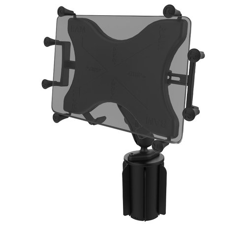 """RAM Mount Bekerhouder X-Grip 10"""" tablet RAP-299-3-UN9U"""