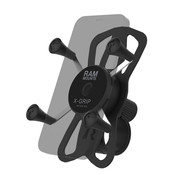 RAM Mount X-Grip® telefoonhouder met RAM® Tough-Strap™ stuurbasis  RAP-460-UN7U