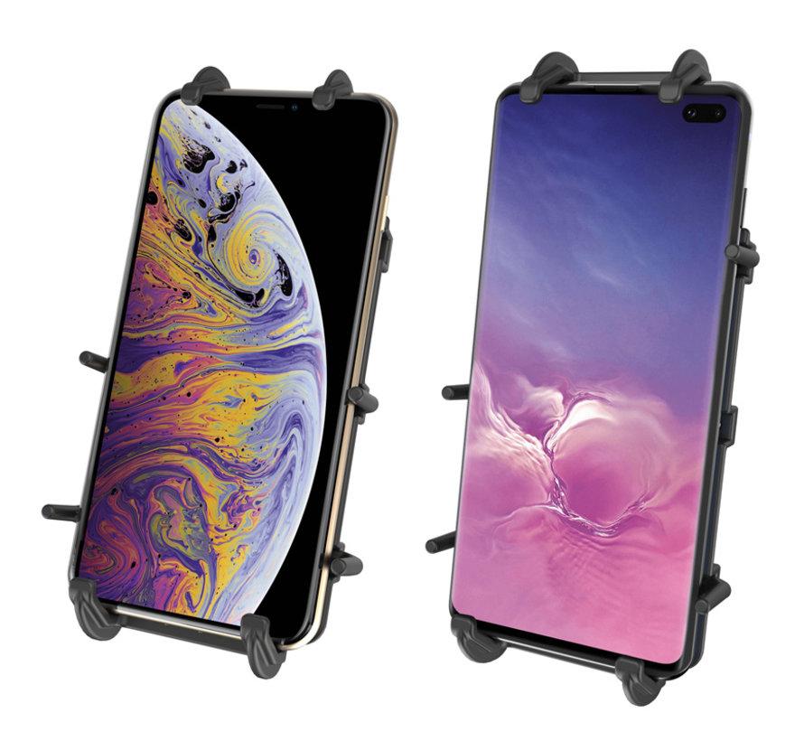 Quick-Grip™ klemhouder smartphones XL Tough-claw bevestigingset RAP-B-400-A-PD4U