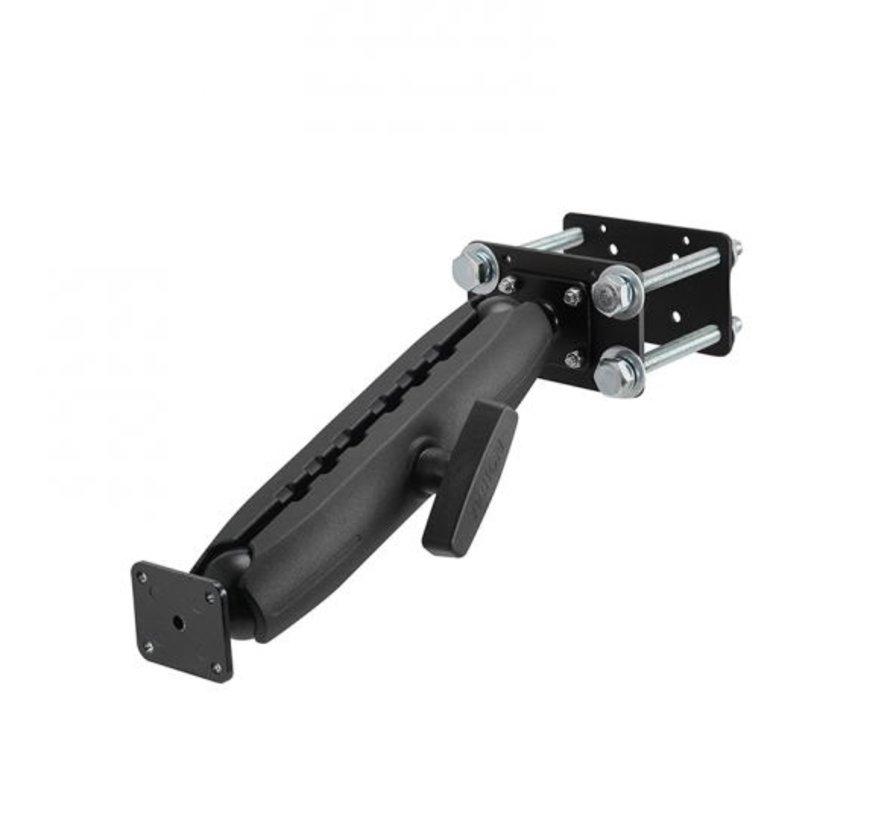 heftruckkooi bevestiging  38 mm en  21 cm klemarmset