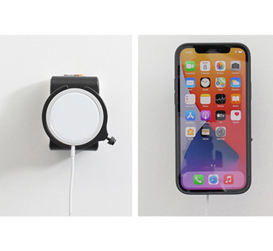 houder Apple MagSafe Charger+ swivel iPhone 12-13