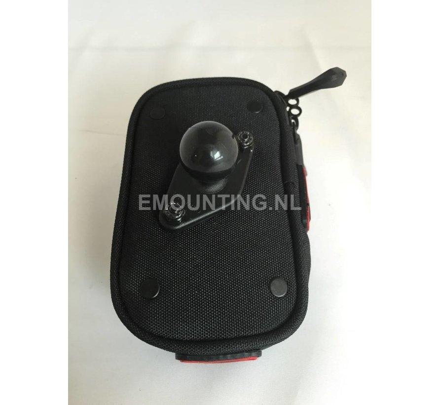 SW-Motech Spatwaterdichte case voor iPhone 4/5