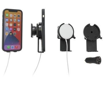 Brodit houder Apple MagSafe Charger-support +sig.plug iPhone 12/13