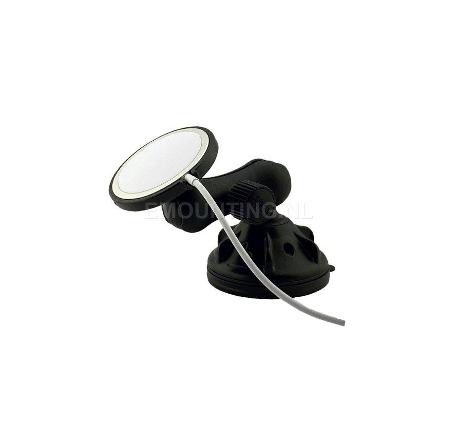 Compacte zuignapset met Adapter voor Apple MagSafe   RAP-B-166-2-MAGU