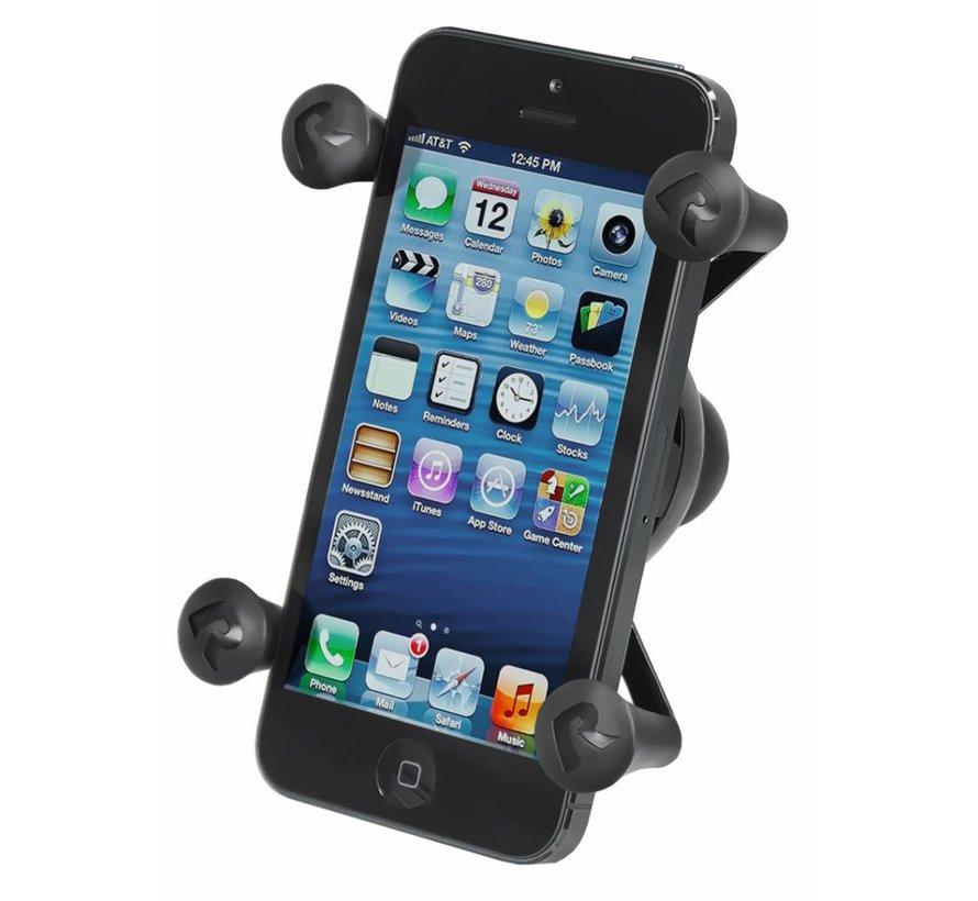 Zelfklevende X-Grip Smartphone mount