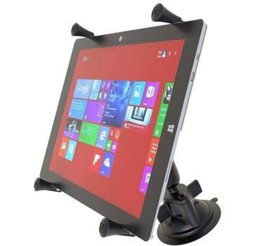 RAM Mount X-Grip 12 inch Tablet Houder zuignap montage