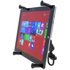 RAM Mount X-Grip 12 inch Tablet Houder stangmontage