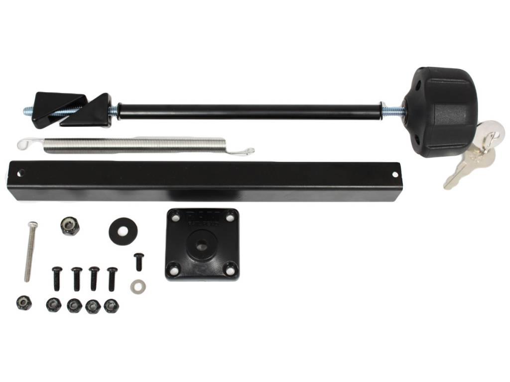 RAM Mount Safe-N-Secure™ Locking Kit RAM Tough-Tray™ (RAM-234-3)
