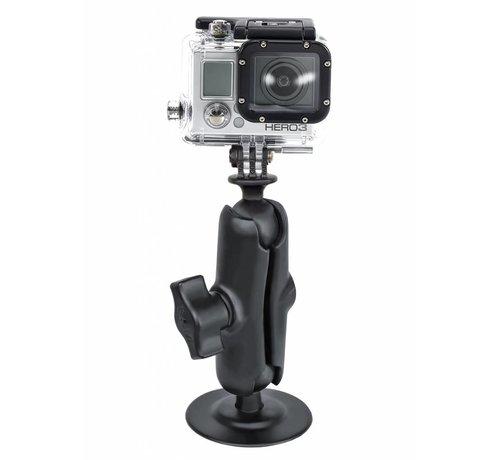 RAM Mount GoPro Zelfklevende dashboard mount