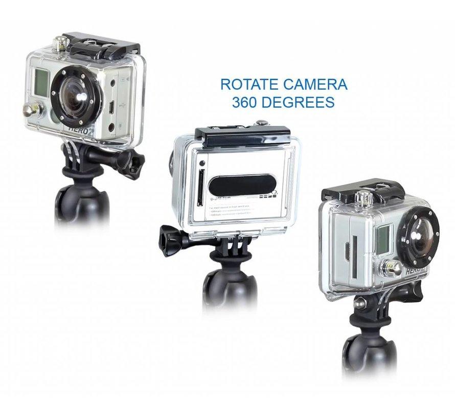 GoPro zuignap combinatie set