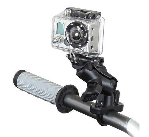 RAM Mount GoPro stuurstangmontage set- kort RAM-B-149Z-A-GOP1U