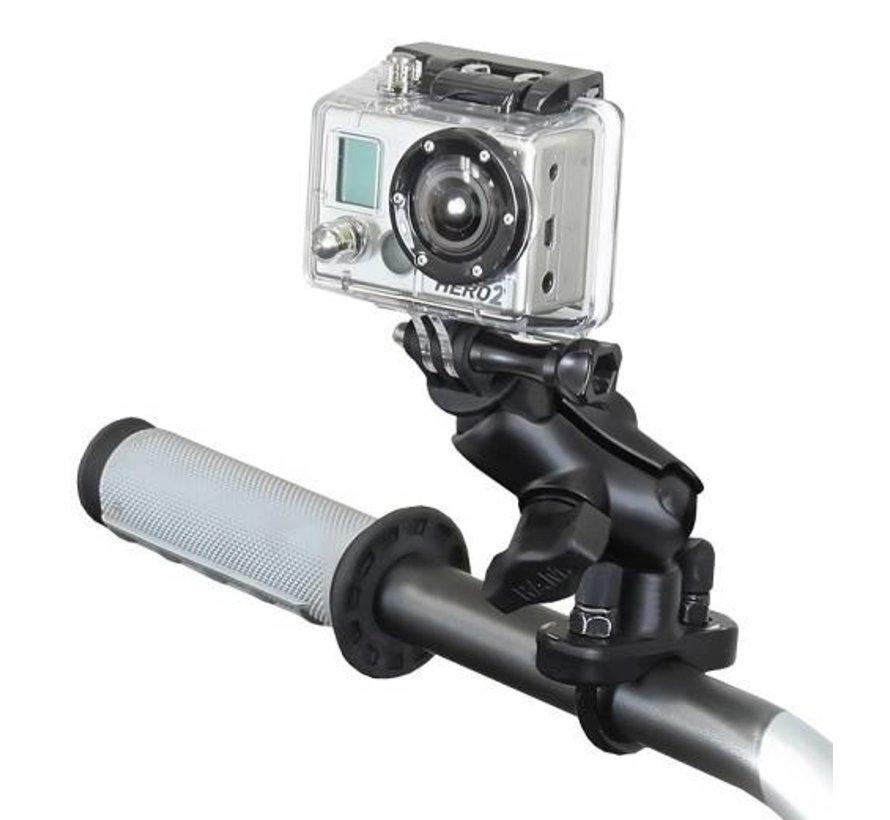GoPro stuurstangmontage set- kort RAM-B-149Z-A-GOP1U