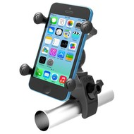RAM Mount Low-profile Tough- Claw™ en Phone X-Grip™