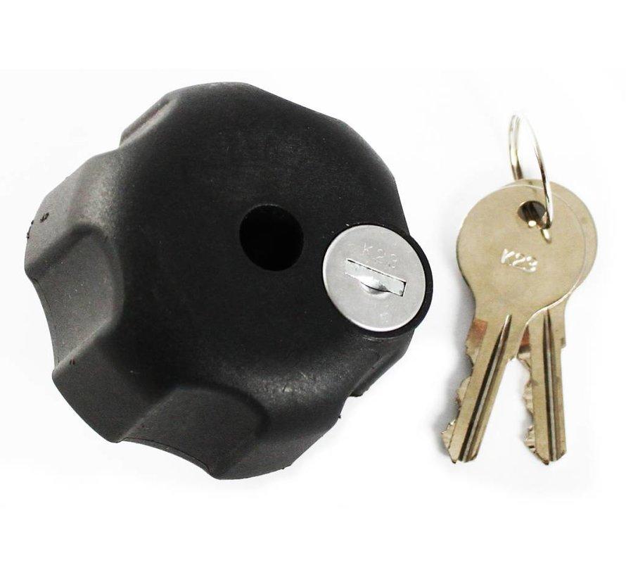 RAM Mount Locking Knob C-klem slot