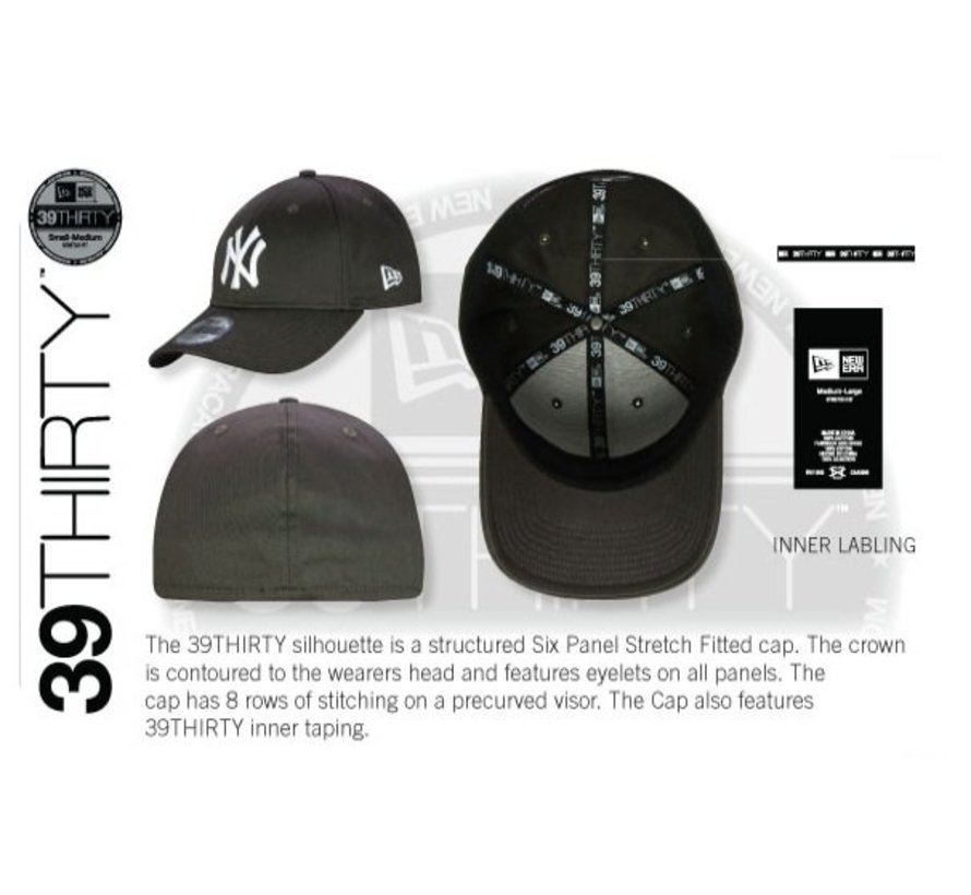 New Era 39THIRTY® Stretch Cap
