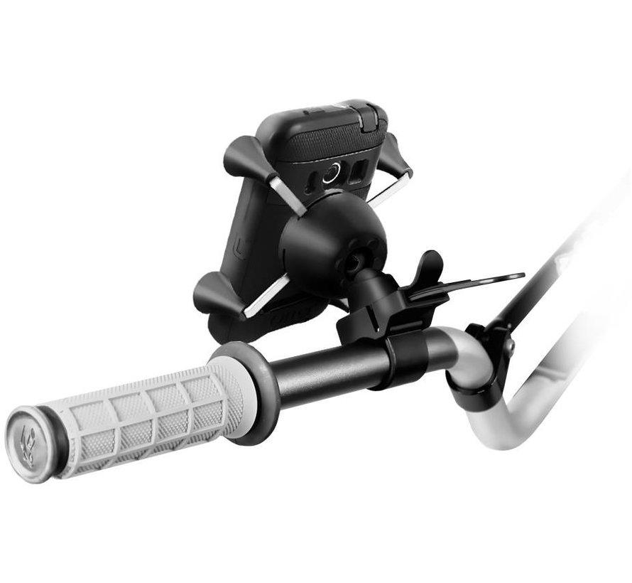 EZ-Strap met X-Grip smartphonehouder
