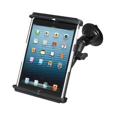 RAM Mount iPad Mini Zuignap bevestiging met hoes TAB12U