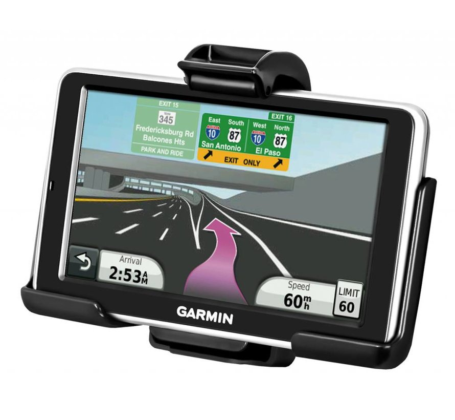 Holder for the Garmin nuvi 2450 & 2460