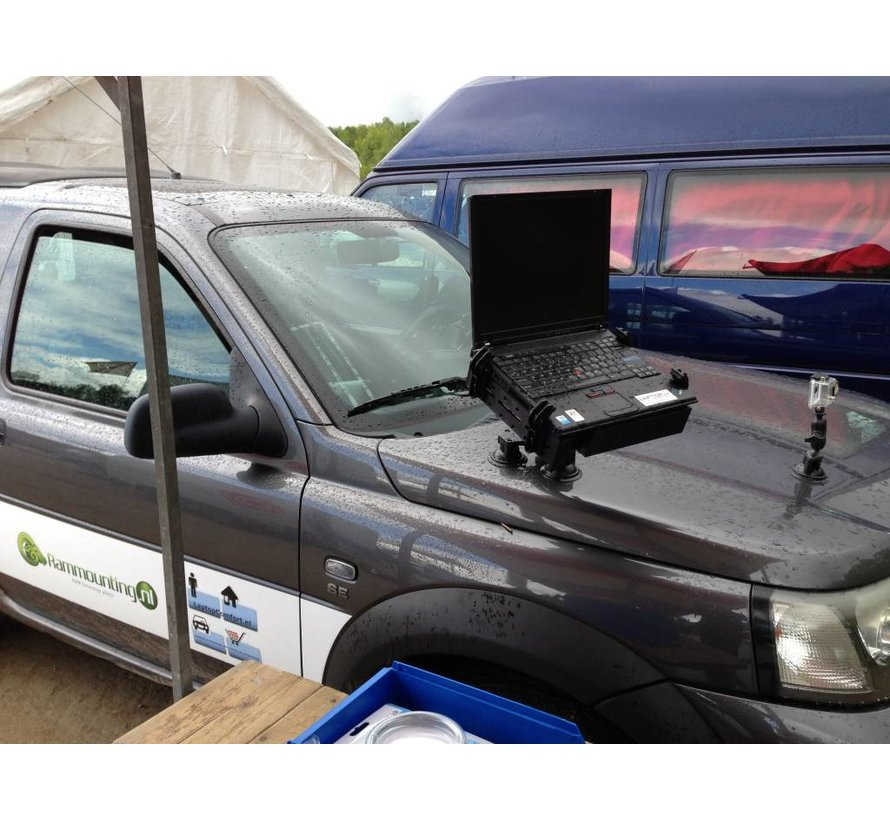 Laptop Triple suction set truck