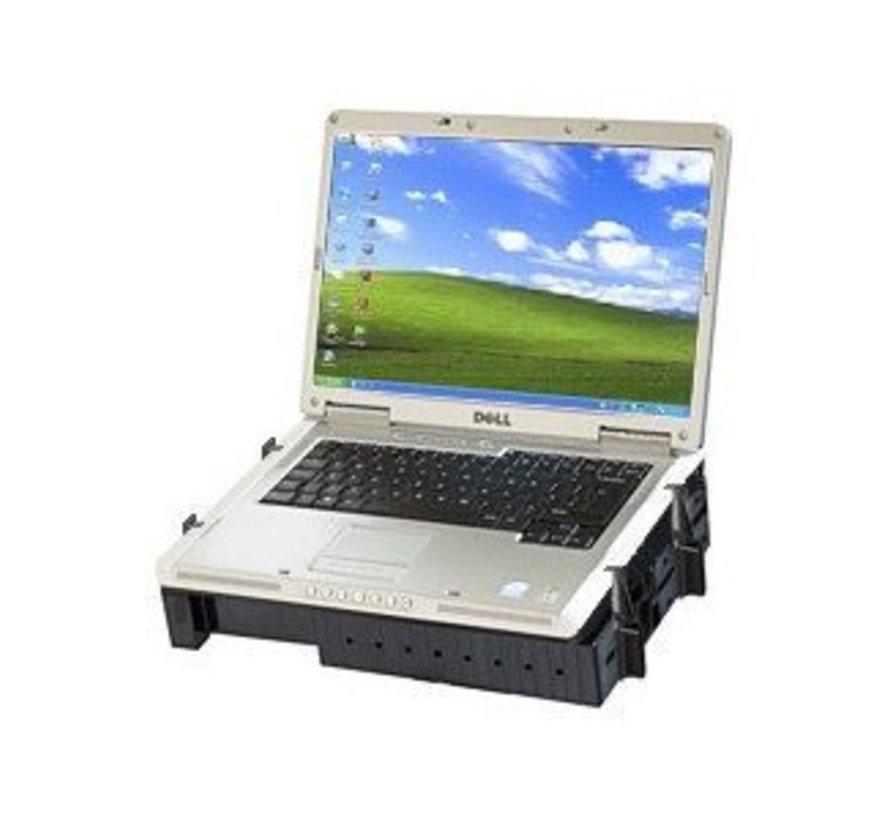 Toughtray RAM-234-3FL laptop- Rechte klemmen