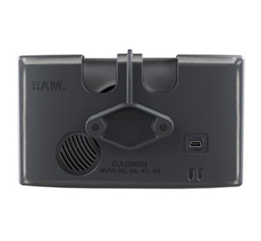 """Houder Garmin Nuvi 65,66,67, 68 GA67 6"""" scherm"""