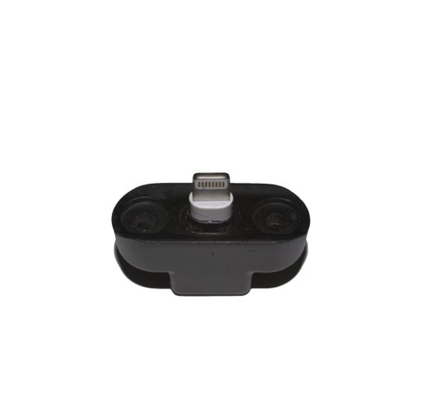 aiShell autohouder en connector blok (zonder case)