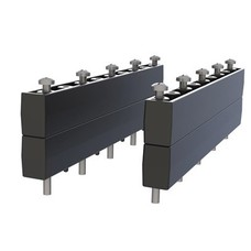 RAM Mount 2 Set Stand Off Risers for Tab-Tite, Tab-Lock and GDS™ Docks