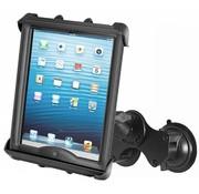 "RAM Mount Tab-Tite 10"" tablet met case dubbele zuignapset TAB8"
