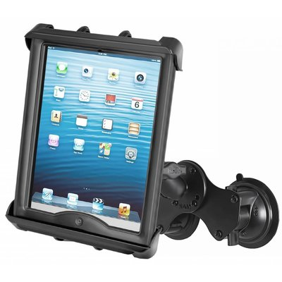 """RAM Mount Tab-Tite 10"""" tablet double suction base"""