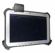 "Brodit Houder Panasonic 10"" Tough-Pad FZ-G1 met veerweerstand (handstrap)"