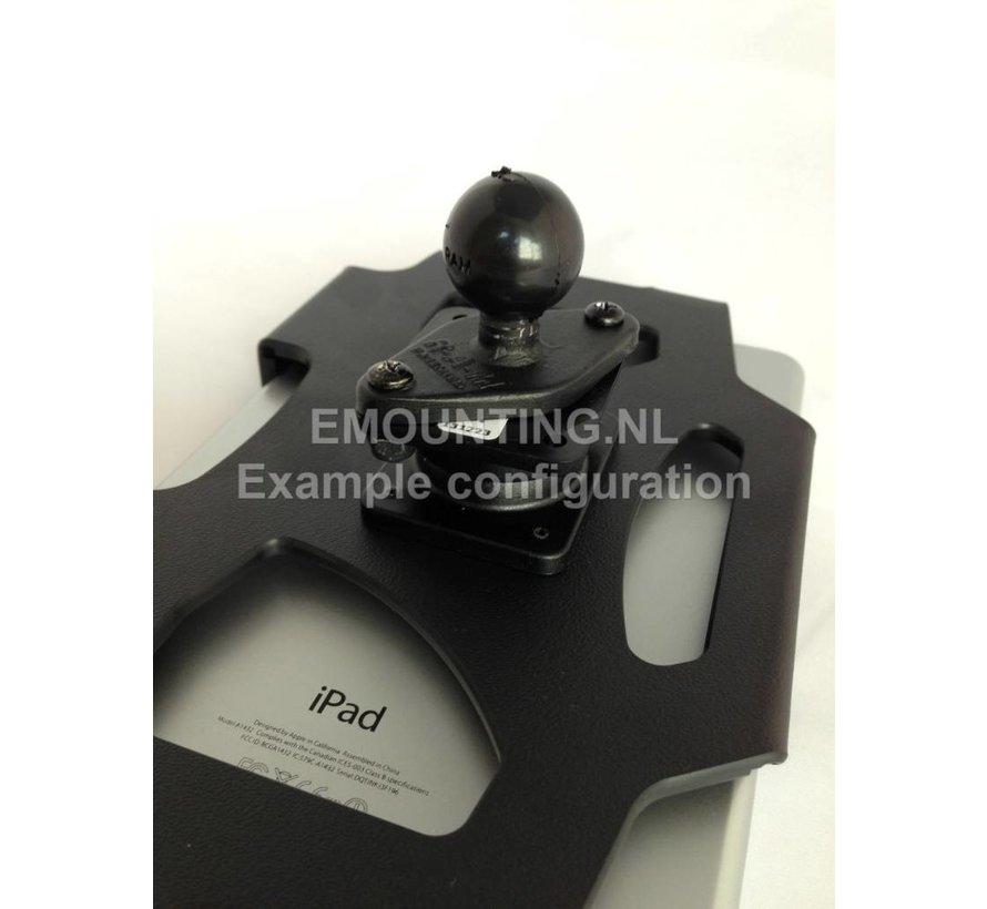 Houder Panasonic FZ-G1 met veerweerstand 541651