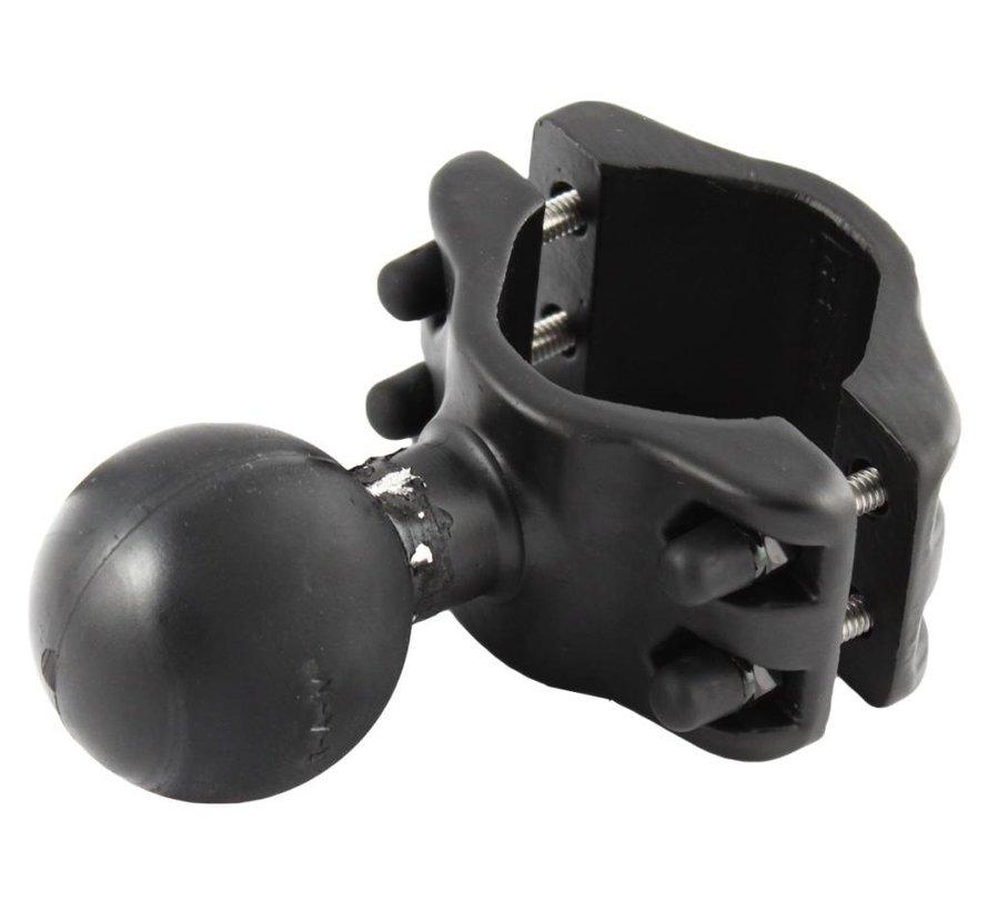 Stangklem  (50-62 mm) met D-kogel RAM-D-271U-2