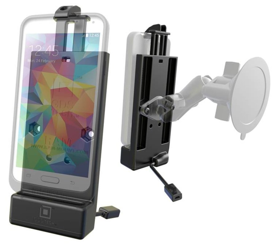 Vehicle dock GDS Technology iPhone & Smartphones