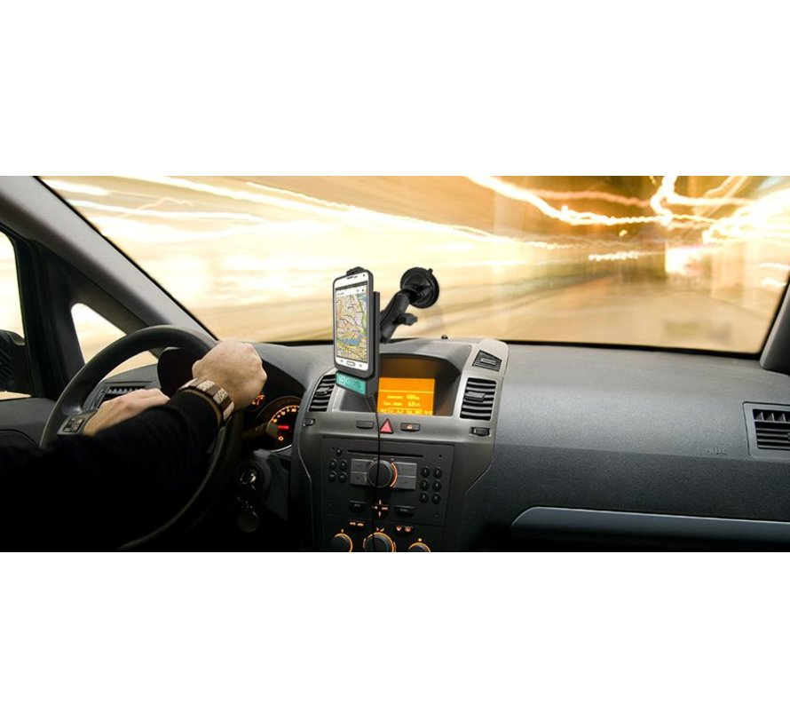 GDS® Vehicle Phone Dock for IntelliSkin® Smartphones