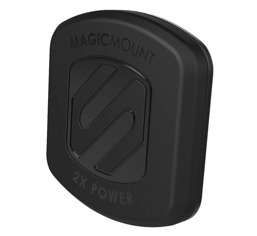 Muurbevestiging met Magnetische Mount voor tablets