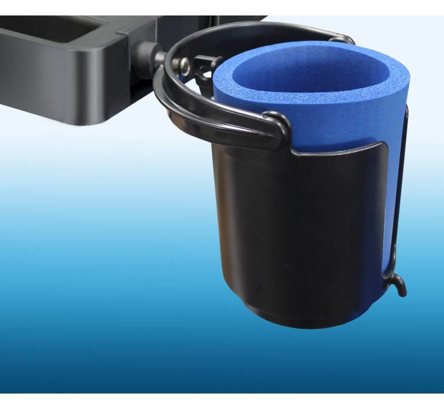 STACK-N-STOW™ Bait Board Side Wedge-Lock Drink Cup Holder