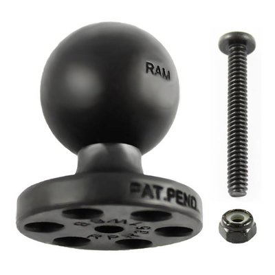 "RAM Mount STACK-N-STOW™ Topside Base with 1"" Ball"