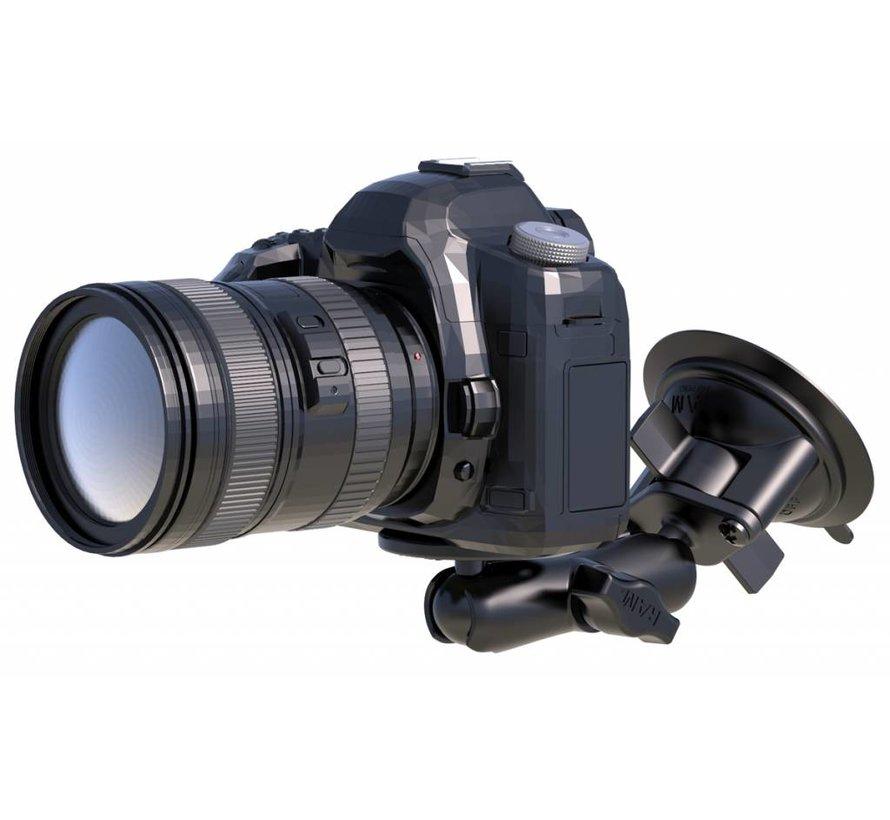 zuignap set camera bout
