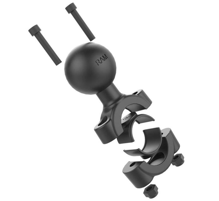 "Torque™ 3/4"" - 1"" Diameter Handlebar/Rail Base with 1.5"" Ball"